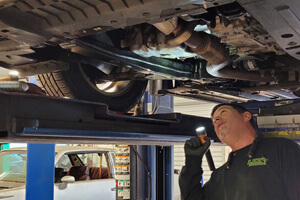 Tire Service and Wheel Alignment